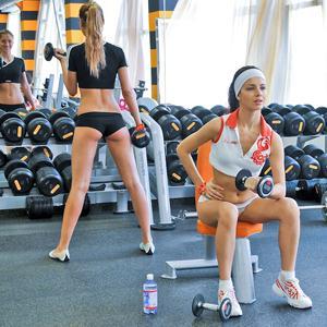 Фитнес-клубы Белоомута