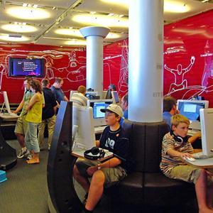 Интернет-кафе Белоомута