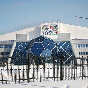 Спортивные комплексы Белоомута